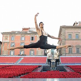 Roberto Bolle and Friends nuova data 17/07/21