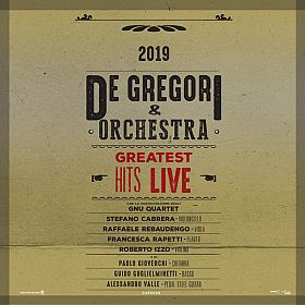 Francesco De Gregori e Orchestra GREATEST HITS LIVE