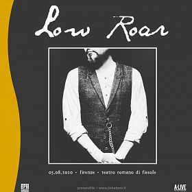 Low Roar - Ospitalità